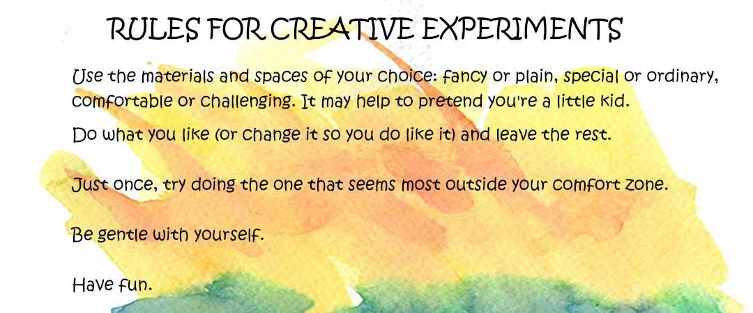 Latest Creative Experiments