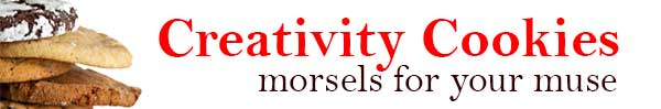 Creativity Cookies – Be transformed. Invite transformation.