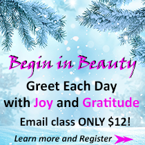 Begin in Beauty class – click to get text description