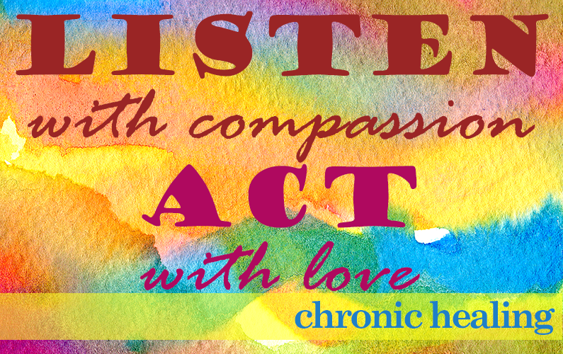 Moving beyond helplessness to peace and love