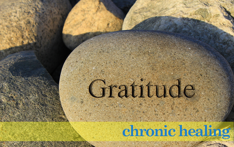 gratitude, well-being and joy