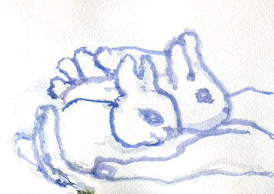 blue bunnies – on dealing with failure