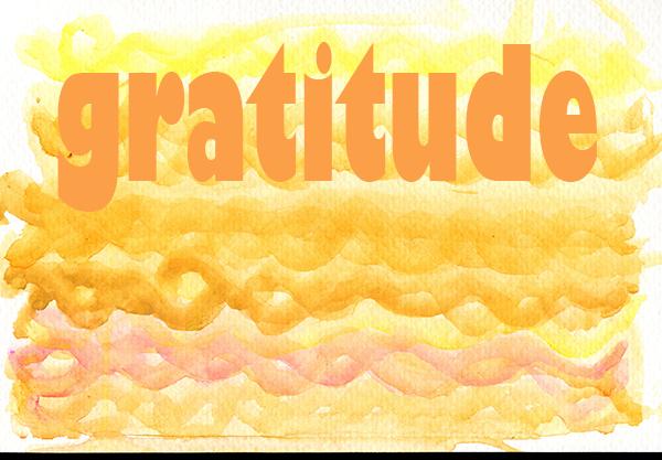 Gratitude 2020